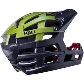 Kali Invader SLD Helm matt olive/black